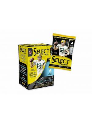 2020 PANINI SELECT FOOTBALL (BLASTER)