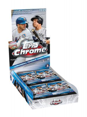 2020 TOPPS CHROME BASEBALL