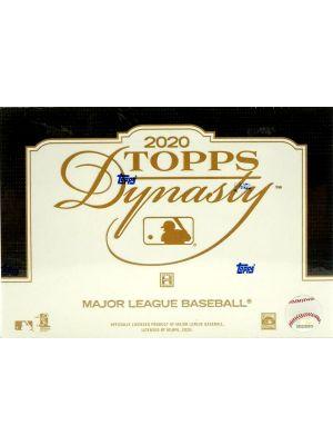 2020 TOPPS DYNASTY BASEBALL