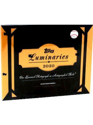 2020 TOPPS LUMINARIES BASEBALL