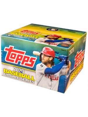 2020 TOPPS UPDATE BASEBALL (RETAIL)