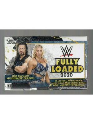 2020 TOPPS WWE FULLY LOADED WRESTLING