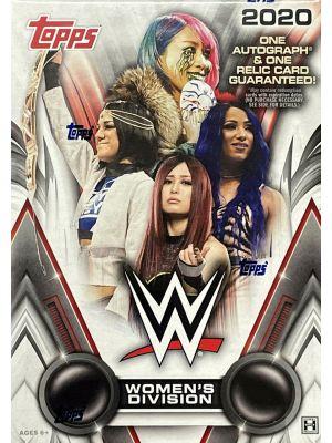 2020 TOPPS WWE WOMEN'S DIVISION WRESTLING