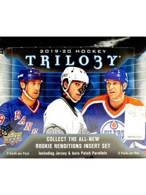 2019/20 UPPER DECK TRILOGY HOCKEY
