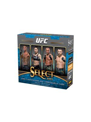 2021 PANINI SELECT UFC