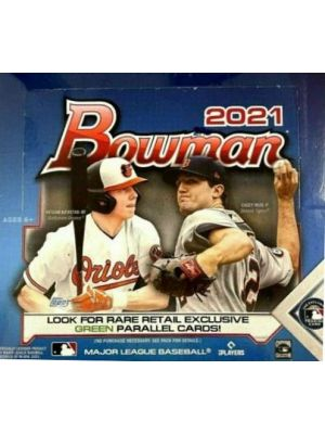 2021 BOWMAN BASEBALL (RETAIL)