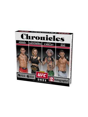 2021 PANINI CHRONICLES UFC