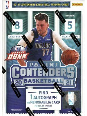 2020/21 PANINI CONTENDERS BASKETBALL (BLASTER)