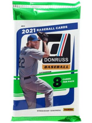 2021 PANINI DONRUSS BASEBALL PACK