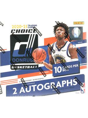 2020/21 PANINI DONRUSS CHOICE BASKETBALL