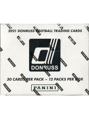 2021 PANINI DONRUSS FOOTBALL (VALUE)