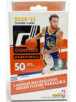 2020/21 PANINI DONRUSS BASKETBALL (HANGER)