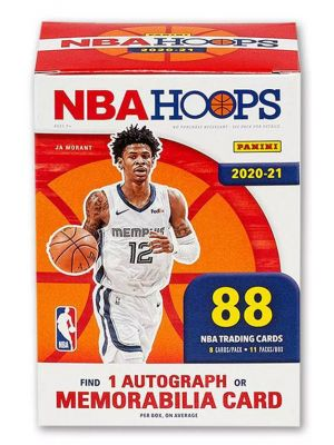 2020/21 PANINI HOOPS BASKETBALL (BLASTER)