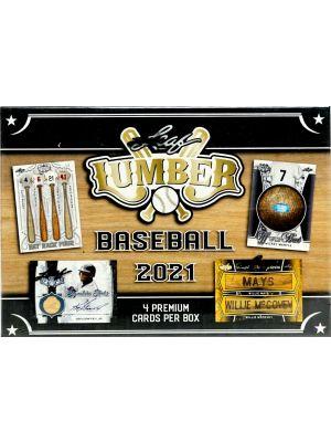 2021 LEAF LUMBER BASEBALL