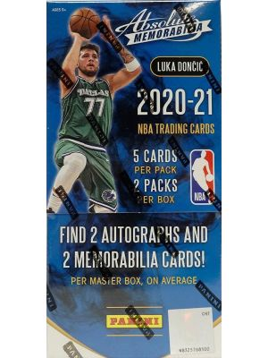 2020/21 PANINI ABSOLUTE MEMORABILIA BASKETBALL