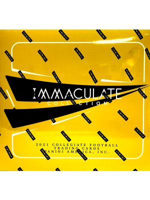 2021 PANINI IMMACULATE COLLECTION COLLEGIATE FOOTBALL