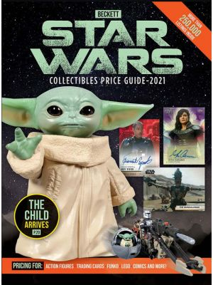 2021 BECKETT STAR WARS COLLECTIBLES PRICE GUIDE