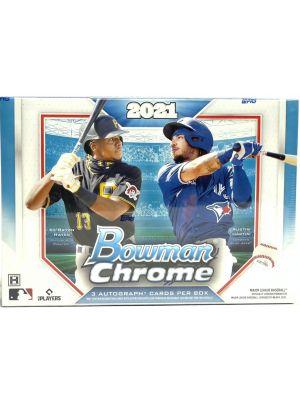 2021 BOWMAN CHROME HTA CHOICE BASEBALL