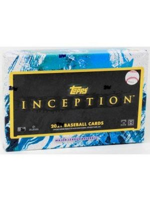 2021 TOPPS INCEPTION BASEBALL