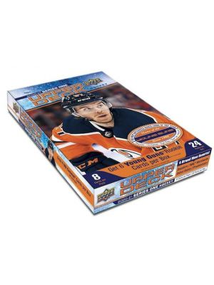 2020/21 UPPER DECK 1 HOCKEY