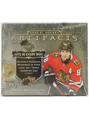 2020/21 UPPER DECK ARTIFACTS HOCKEY