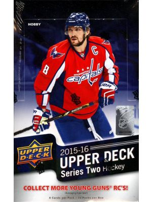2015/16 UPPER DECK 2 HOCKEY
