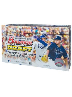 2017 BOWMAN DRAFT BASEBALL (JUMBO)