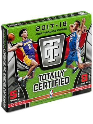 2017/18 PANINI TOTALLY CERTIFIED BASKETBALL