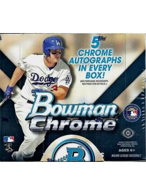 2015 BOWMAN CHROME BASEBALL (JUMBO)