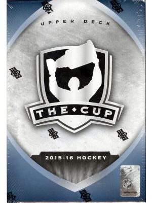 2015/16 UPPER DECK `THE CUP` HOCKEY