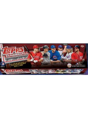 2017 TOPPS BASEBALL SET (HOBBY VERSION)