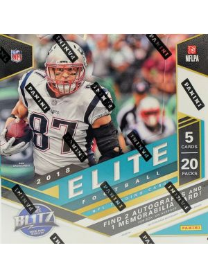 2018 PANINI DONRUSS ELITE FOOTBALL