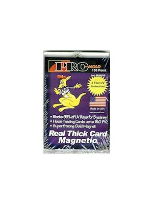 MAGNETIC RECESSED CARD HOLDER (SUPER THICK) *5 MAX PER ORDER*