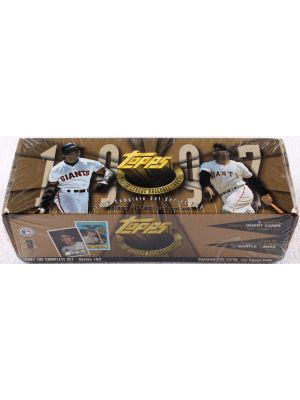 1997 TOPPS BASEBALL SET (HOBBY VERSION)