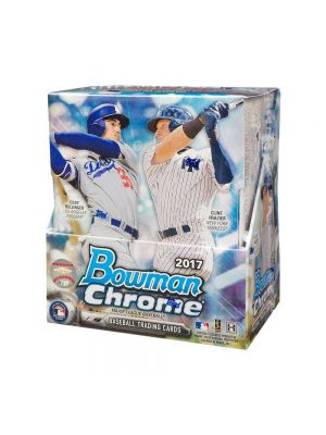 2017 BOWMAN CHROME BASEBALL