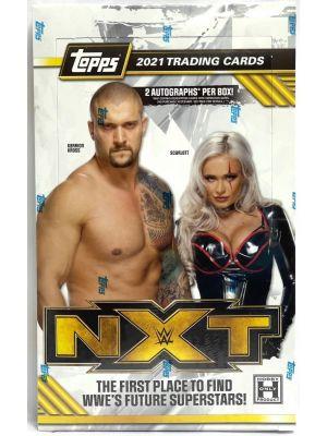 2021 TOPPS WWE NXT WRESTLING