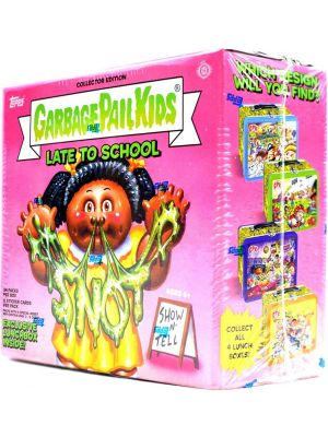 2020 TOPPS GARBAGE PAIL KIDS 1 STICKERS (COLLECTOR'S EDITION)
