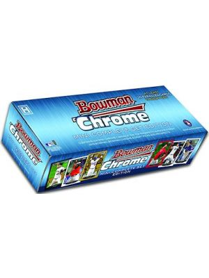 2013 BOWMAN CHROME PROSPECTS MINI BASEBALL SET