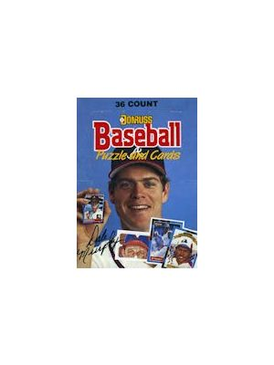 1988 DONRUSS BASEBALL