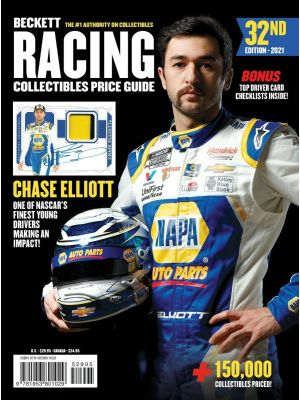 2021 BECKETT RACING COLLECTIBLES ANNUAL PRICE GUIDE