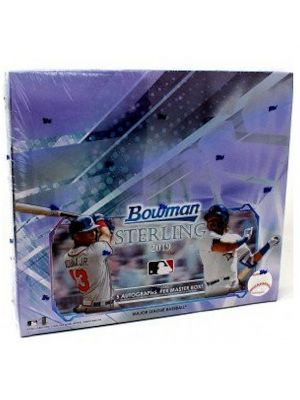 2019 BOWMAN STERLING BASEBALL