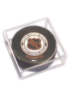 HOCKEY PUCK HOLDER (SQUARE)