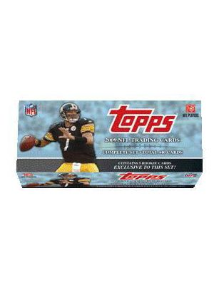 2009 TOPPS FOOTBALL SET