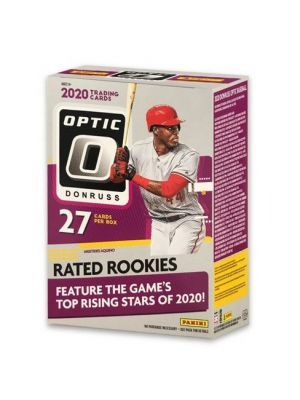 2020 PANINI DONRUSS OPTIC BASEBALL (BLASTER)