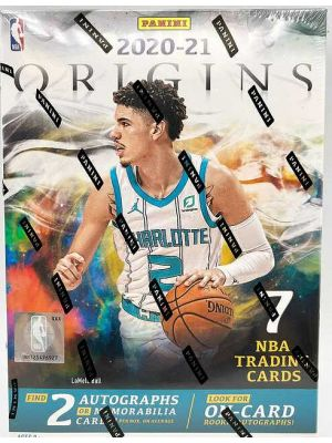 2020/21 PANINI ORIGINS BASKETBALL