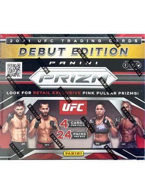 2021 PANINI PRIZM UFC (RETAIL)