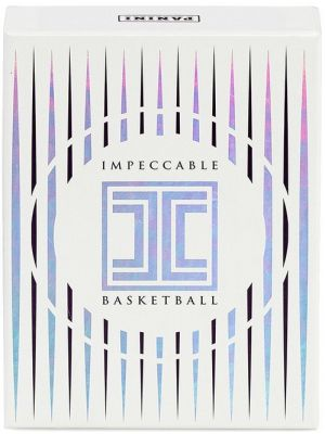 2019/20 PANINI IMPECCABLE BASKETBALL