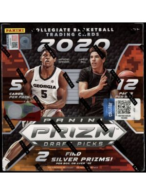 2020/21 PANINI PRIZM DRAFT PICKS BASKETBALL (WALMART MEGA)