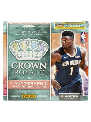 2019/20 PANINI CROWN ROYALE BASKETBALLL