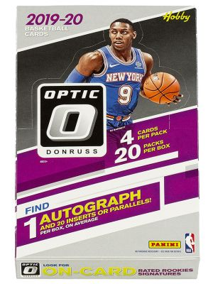 2019/20 PANINI DONRUSS OPTIC BASKETBALL